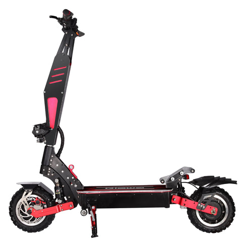 QIEWA Q-HUNTER ELECTRIC SCOOTER 60V 5600WATTS 1-YEAR WARRANTY
