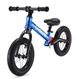 Qiewa Q-HERO Balance Bike 1-Year Warranty(Bule)