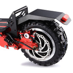 Qiewa Q-POWER Electric off-road Scooter 3200W- Open Box (30-day warranty)