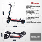 QIEWA Q-mini Electric Scooter (Open Box)-  30-Day  Warranty