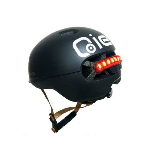 Qiewa-Bicycle Helmet  with 3 Types of Alert Lights (S-Child size)
