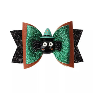 Spider Witch Bow