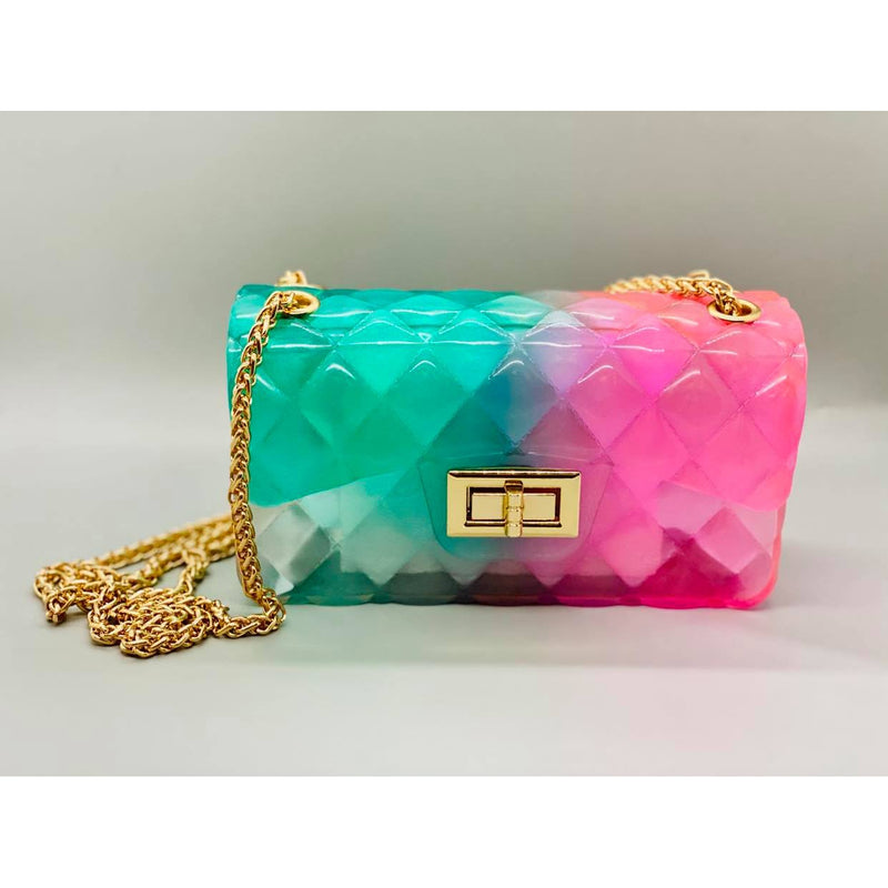 Jelly Quilted Purse Mini