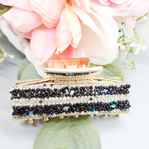 Beads & Diamonds Clips