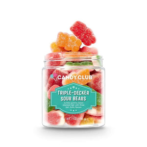 Candy Club Triple Decker Sour Bears