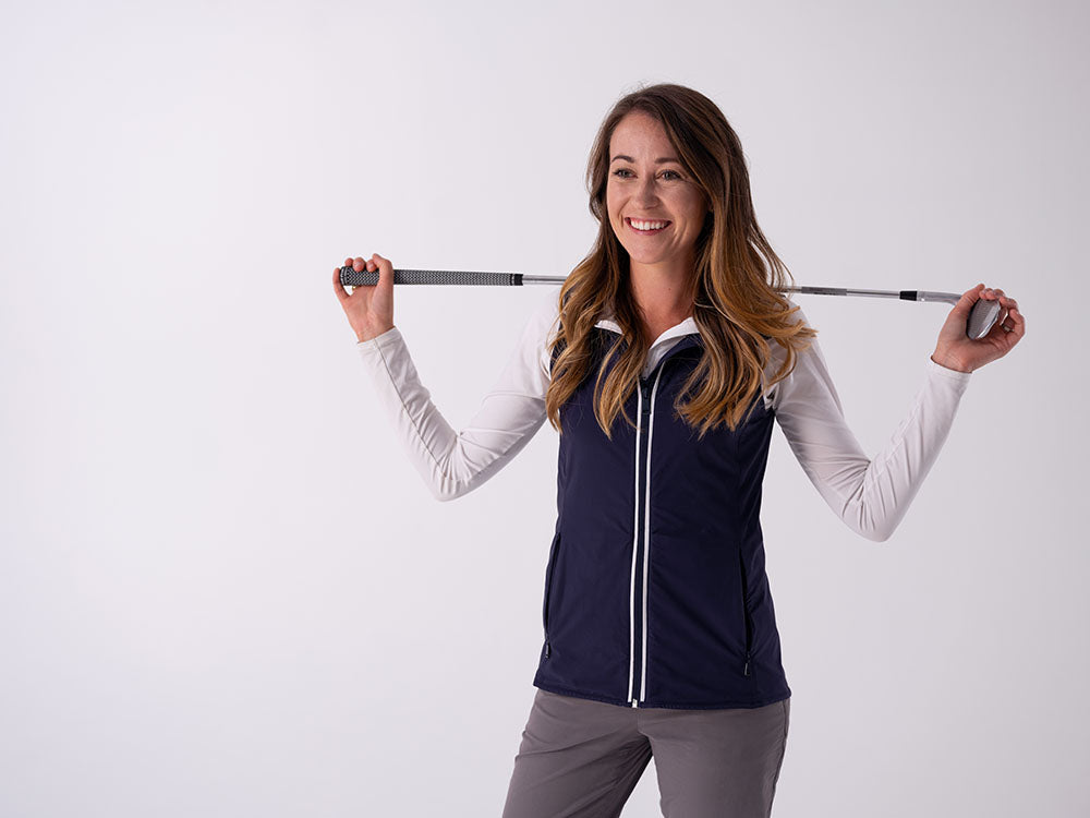 Abendroth Golf Founder, Emily Farrell