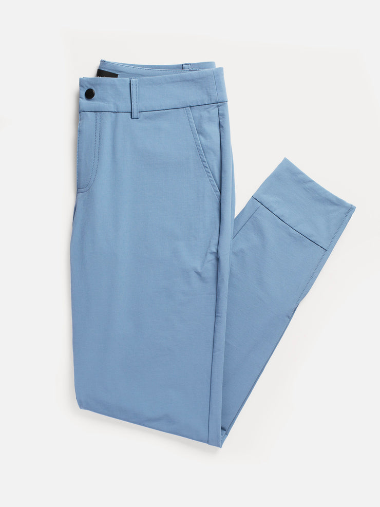 Peggy Pant Professional Jogger in Steel Blue