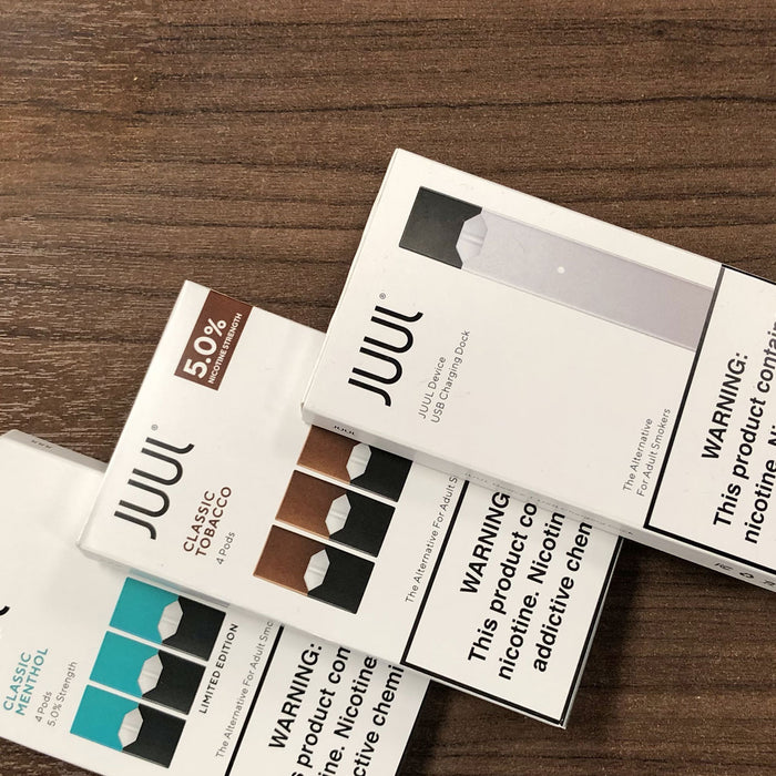 JUUL and the Rise of Nicotine Salts