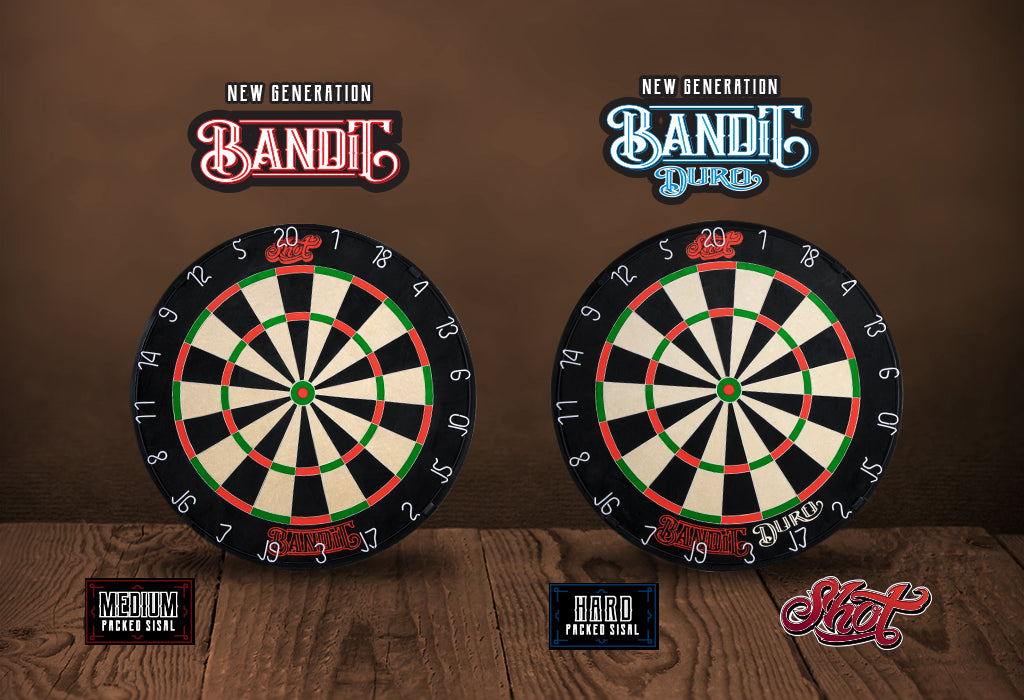 Dartboard Design - The Next Generation Bandit Story