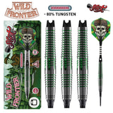Wild Frontier Trapper Soft Tip Dart Set-80% Tungsten Barrels - shot-darts