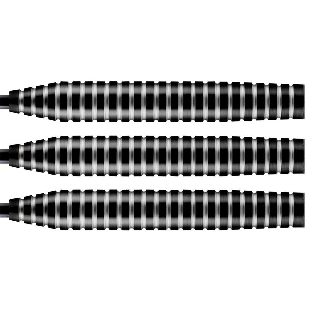 Shot Pro Series-Gordon Mathers Steel Tip Dart Set-90% Tungsten Barrels