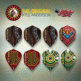Shot Kyle Anderson Dart Flight Range