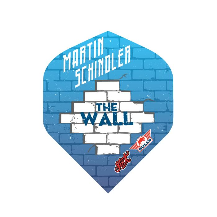 Martin Schindler Flight-The Wall - shot-darts