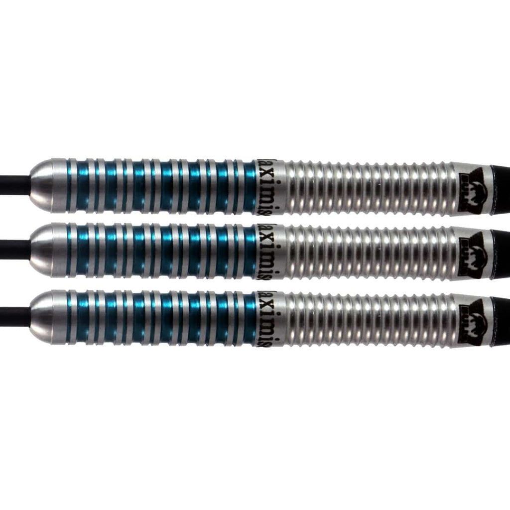 Max Hopp Steel Tip Dart Set-80% Tungsten Barrels - shot-darts