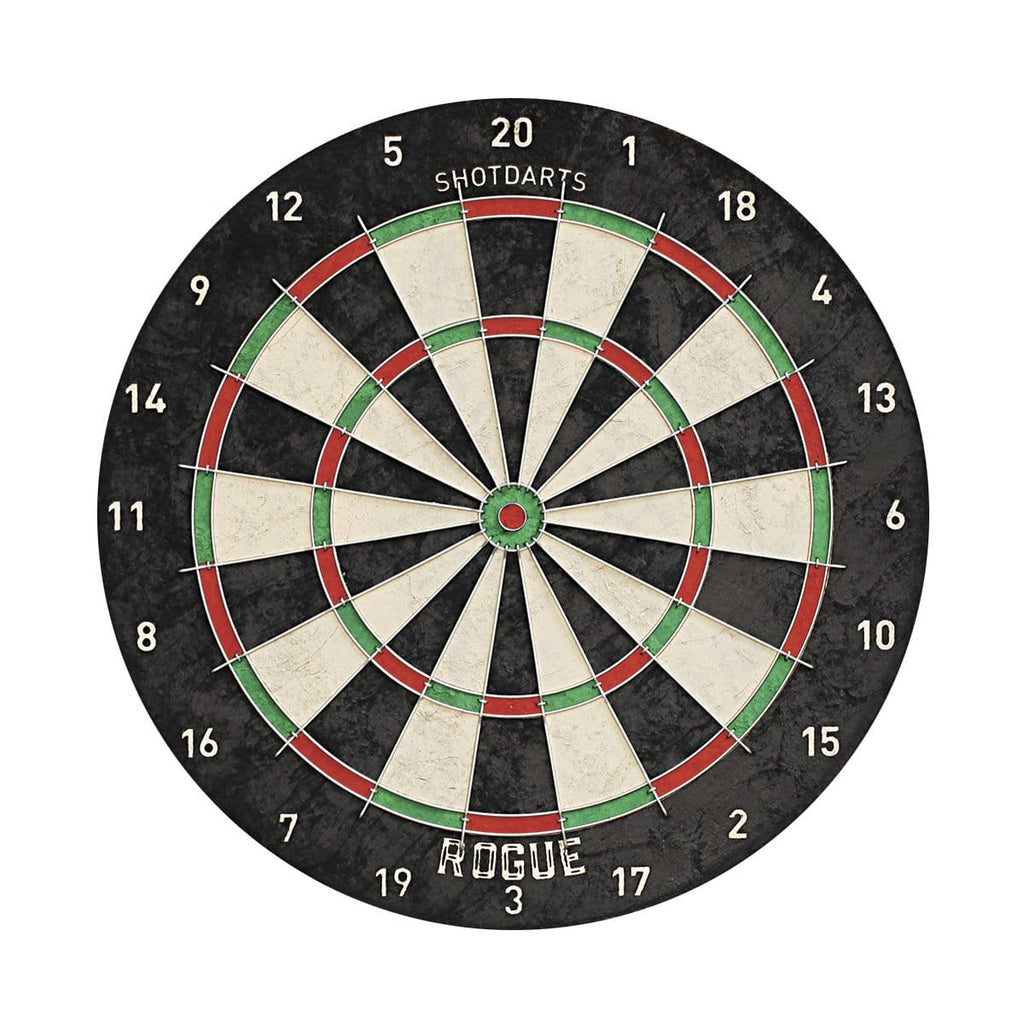 Rogue Bristle Dartboard - shot-darts