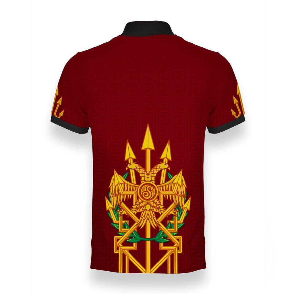 Shot Roman Empire Dart Shirt