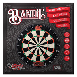 Shot Bandit Bristle Dartboard - shot-darts