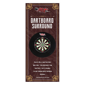 Shot Darts Dartboard Surround -4 Piece