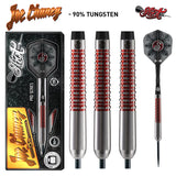 Shot Pro Series-Joe Chaney Steel Tip Dart Set-90% Tungsten Barrels - shot-darts