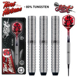 Shot Pro Series-Toni Alcinas Samurai Soft Tip Dart Set-80% Tungsten Barrels - shot-darts