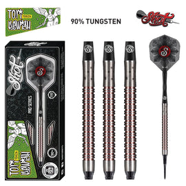 Pro Series-Tori Kewish SoftTip Dart Set-90% Tungsten Barrels