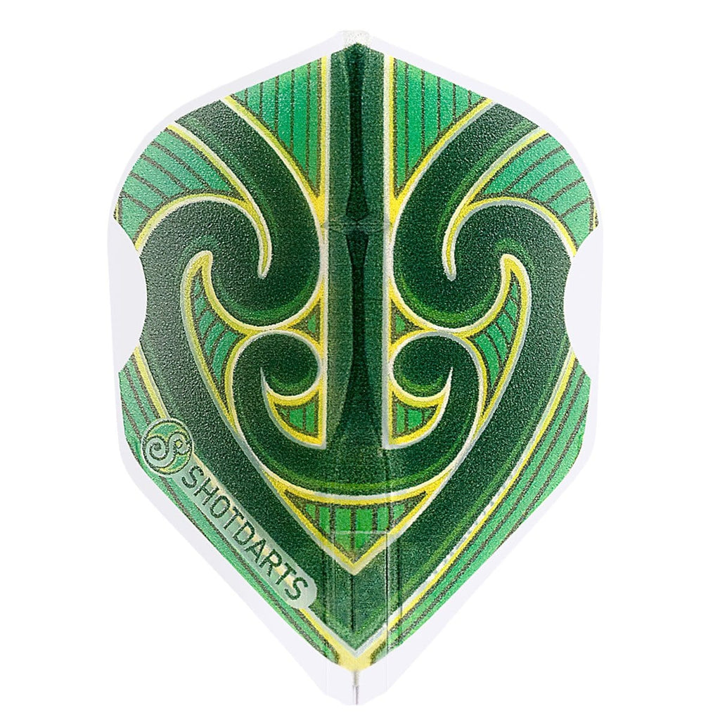 Shot Darts L-Style L3 EZ Shape-Toa KotaKota Dart Flights