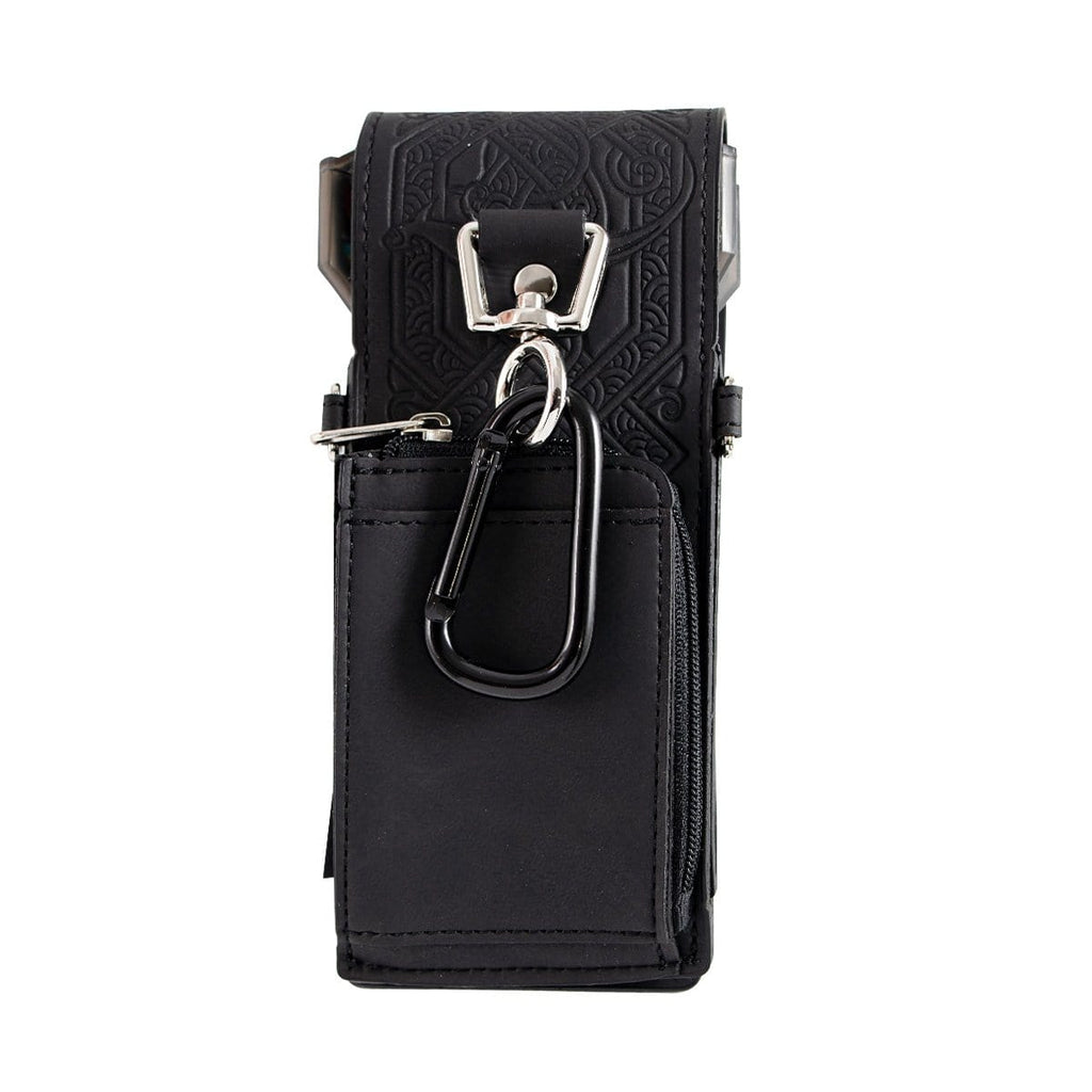 Shot Darts Insignia Dart Case - Viking -Black Embossed - shot-darts