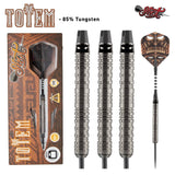 Totem 2 Series Steel Tip Dart Set-85% Tungsten Barrels - shot-darts