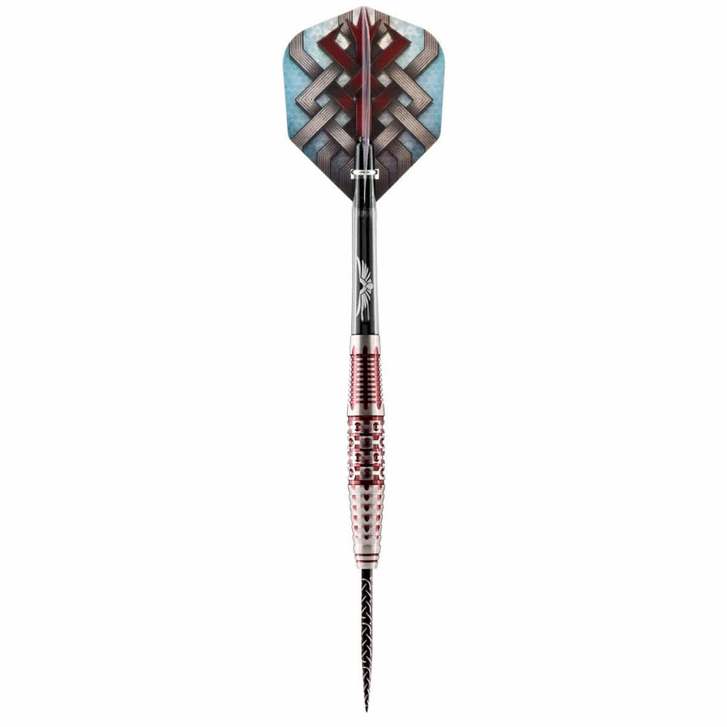 Viking Berserker Steel Tip Dart Set-90% Tungsten - shot-darts