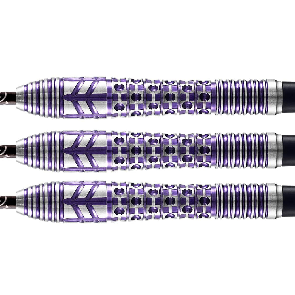 Viking Shield-Maiden Steel Tip Dart Set-90% Tungsten - shot-darts
