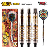 Viking Hammer Soft Tip Dart Set-90% Tungsten - shot-darts