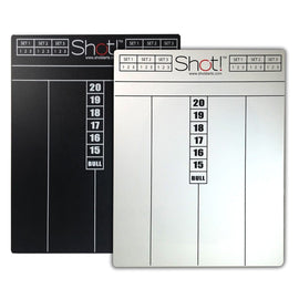 Shot Dual Purpose Scoreboard - shot-darts
