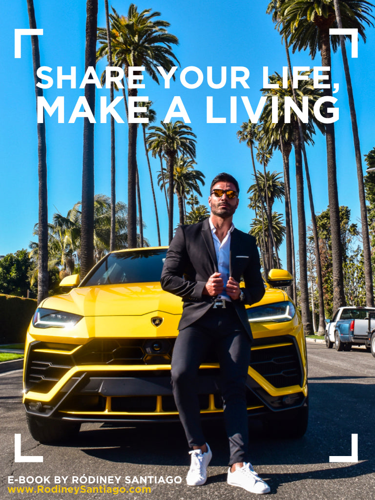 SHARE YOUR LIFE, MAKE A LIVING