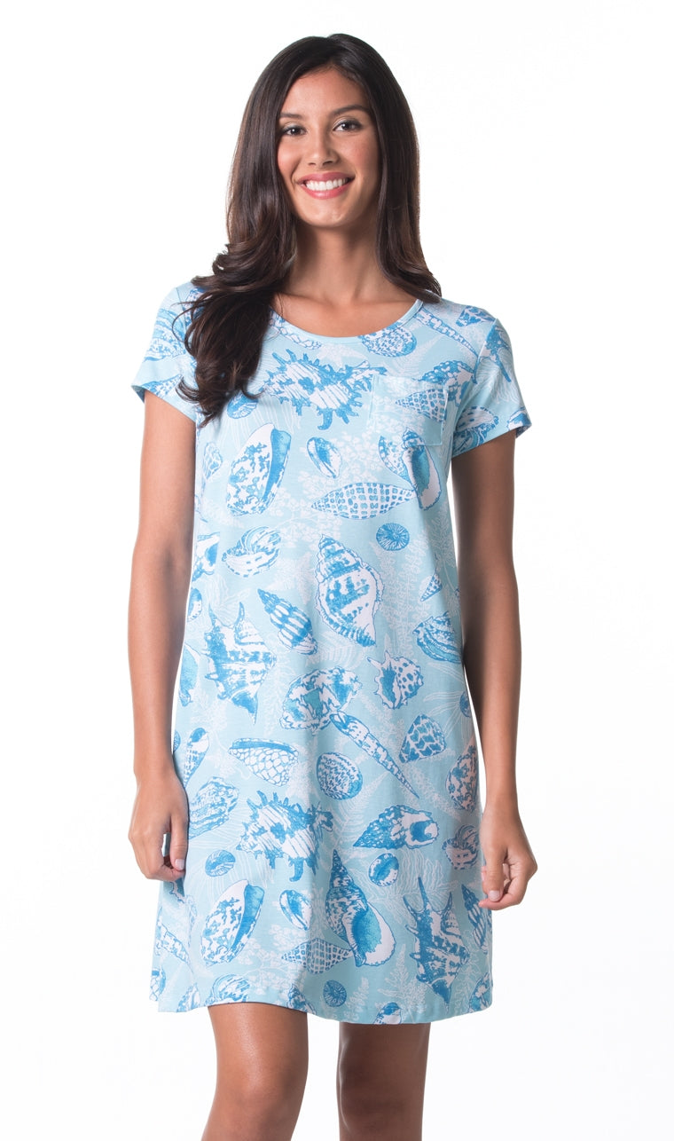 Tori Richards: Sea of Love Kennedy Dress (XS and S only)