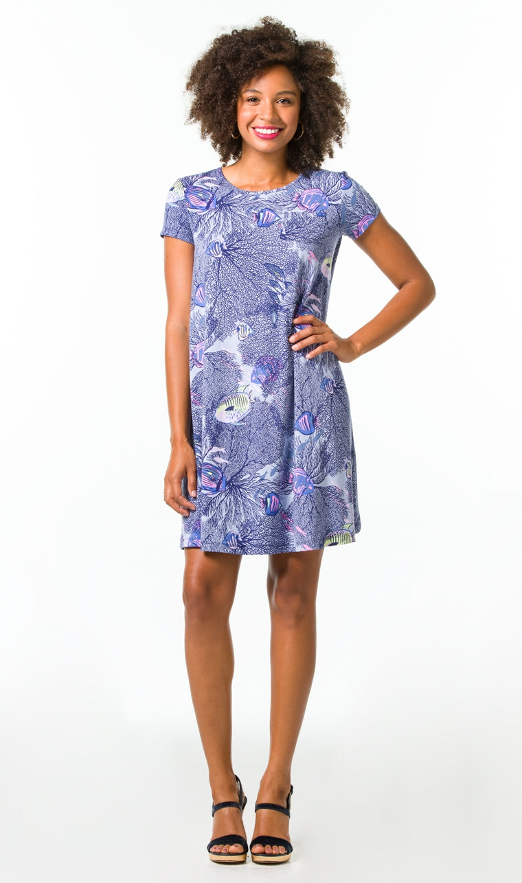 Tori Richards: Fan Fair Kennedy Dress