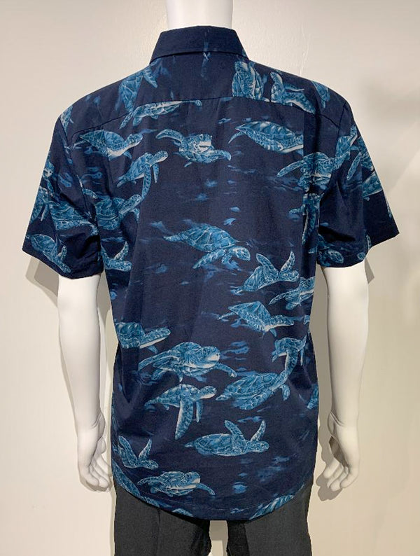 Kahala: Honu Glide in Navy