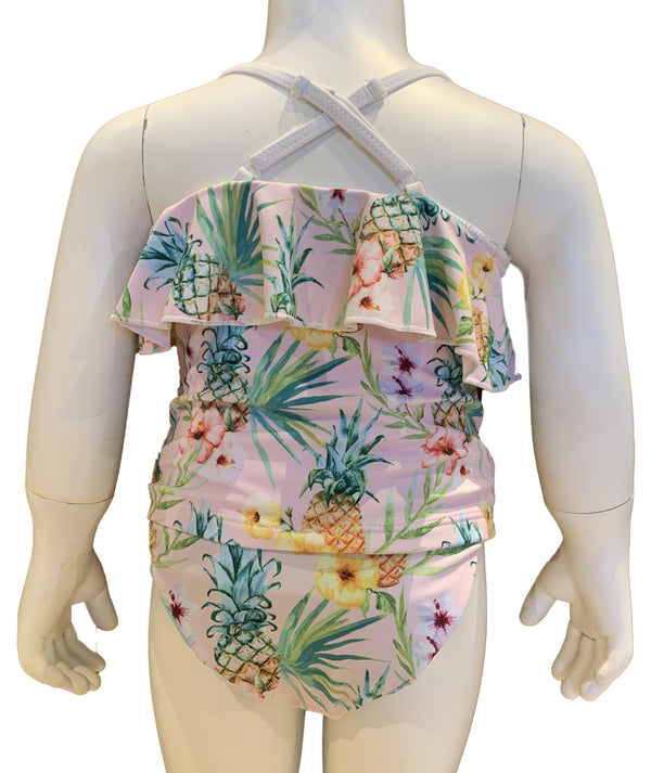 Snapper Tropicana Frilled Tankini Infant