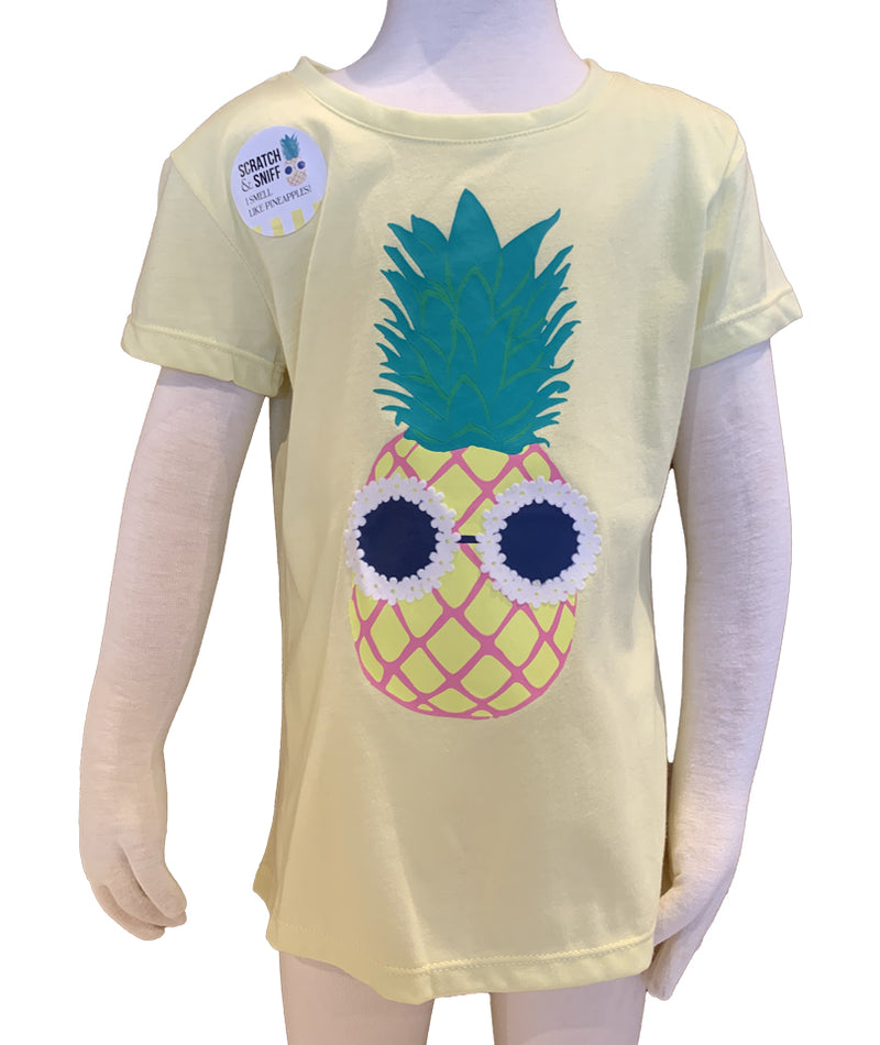 Shade Scented T-shirt, Pineapple