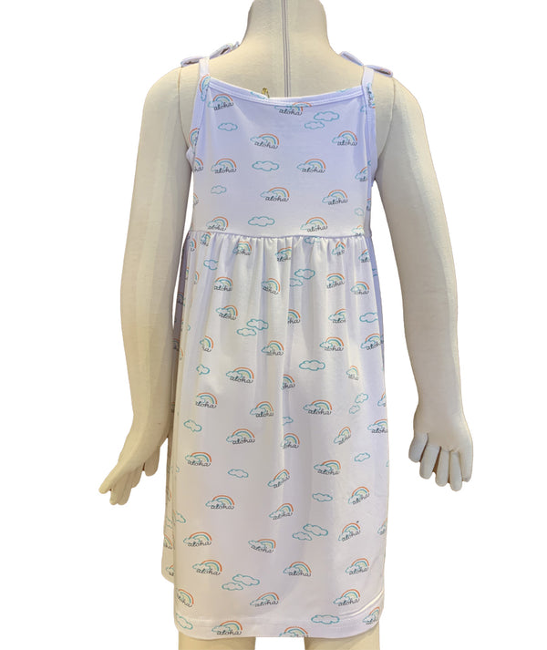 COCO Toddler Dress Aloha