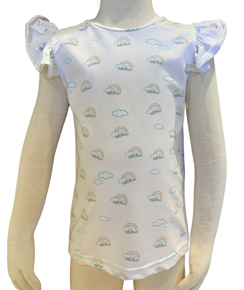 COCO Flutter Sleeve Tee Infant
