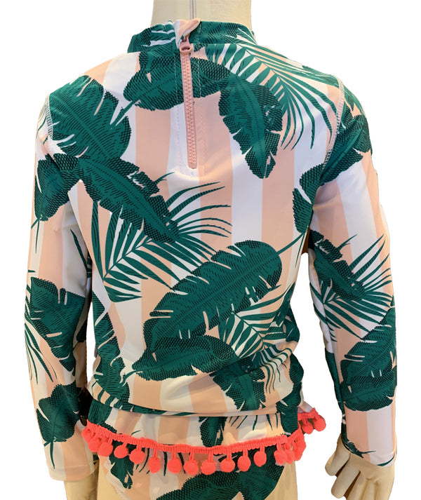 Shade Botanical Rashguard Set
