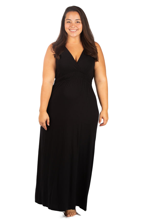 KP1416 BLACK PLUS SIZE