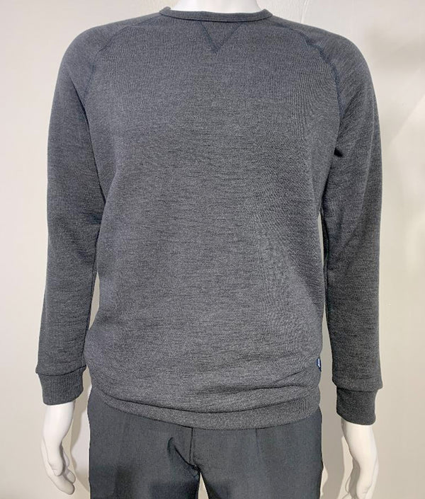 Reyn Spooner: Heathered Fleece in Charcoal