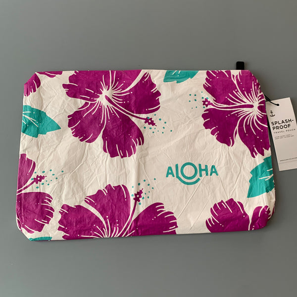 Aloha Collection: Hibiscus Pitaya Mid Pouch