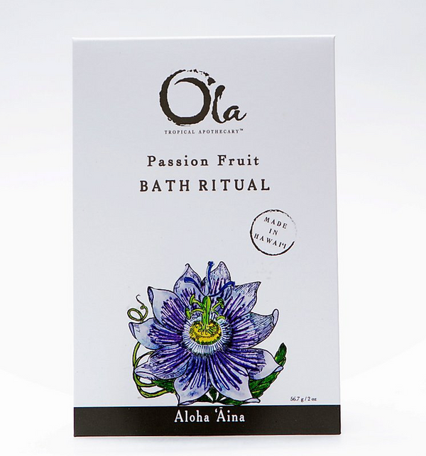 OLA: Bath Ritual Passion Fruit