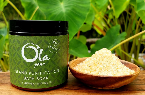 OLA: Pono Island Purification Bath Soak