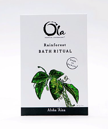 OLA: Bath Rituals Rainforest