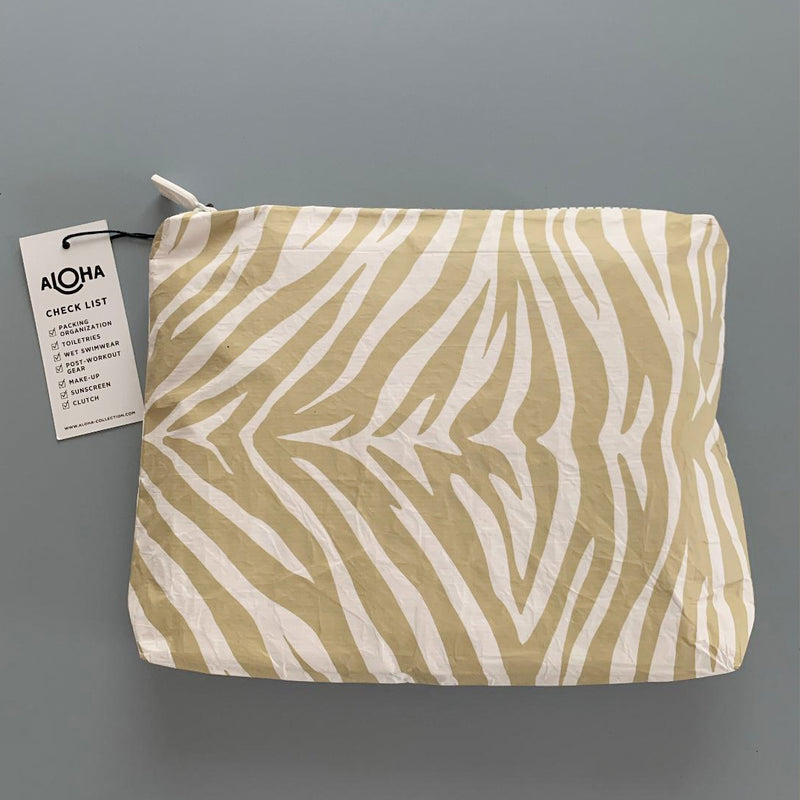 Aloha Collection: Small Eye Of The Tiger pouch