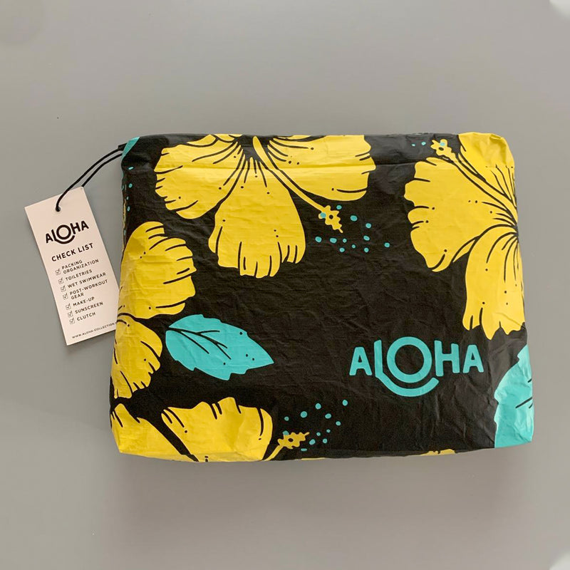 Aloha Collection: Small Hibiscus in Canary