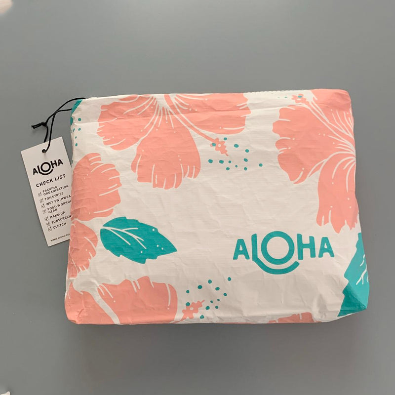 Aloha Collection: Small Hibiscus in Guava